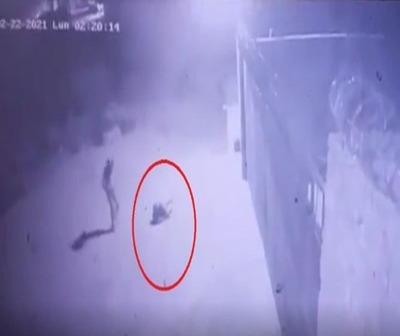 Intentaron robar conductor de 23 mil voltios y recibieron descarga eléctrica