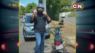 Violencia en tránsito Asunceno: A los golpes en plena Avenida