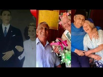 UN AMOR QUE ES EJEMPLO PARA MUCHOS: PAREJA CUMPLE 69 AÑOS DE MATRIMONIO