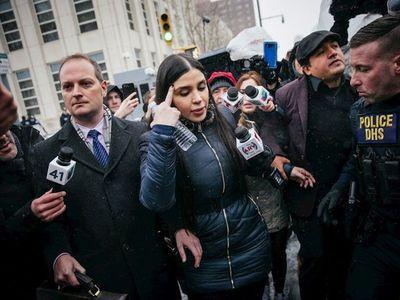 La esposa del Chapo afronta posible cadena perpetua