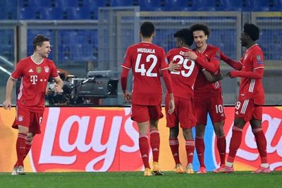 Bayern Múnich sacude a la Lazio