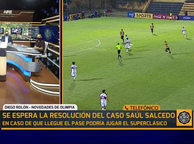 ¿Marcelo Estigarribia ya se adueñó del puesto de lateral?