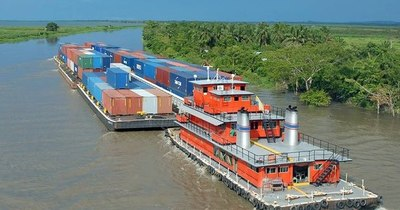 La Nación / Desde cancillería prometen proteger y mejorar la Hidrovía Paraguay-Paraná
