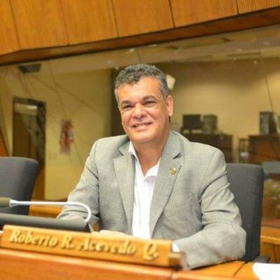Diputado Robert Acevedo necesita donantes de sangre con urgencia