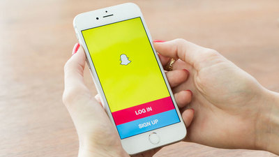 Snap alcanzó un valor de mercado de US$ 100 mil millones después de duplicar sus anuncios