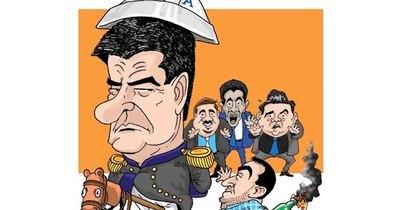 La Nación / Efraín no acatará orden y desafía a que lo vuelvan a meter a prisión