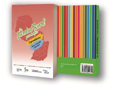 Presentan libro de la Dirección de Género y Juventud Rural del IPTA
