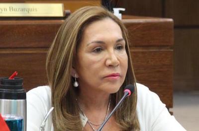"""Zulma Gómez dice que la actuación de Stiben Patrón es porque """"el que le lidera es violento"""""""