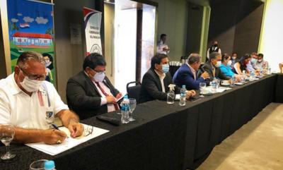 Autoridades de Hacienda y Gobernaciones conversaron sobre el Plan Financiero 2021