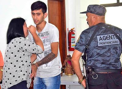 Motochorro pasará siete años recluido al ser culpable de robo agravado