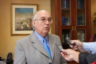 Miguel Bajac, acusado por supuesto pedido de coima, es candidato en el PLRA