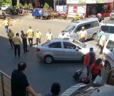 Persiste conflicto entre taxistas y conductores de Muv y Uber en CDE