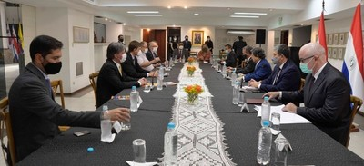 Cancillería pide que partidos y sociedad civil sigan aportando ideas para la revisión de Itaipu