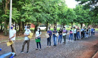 Becas Itaipú-Becal: 538 jóvenes eligieron las universidades públicas para cursar estudios – Diario TNPRESS