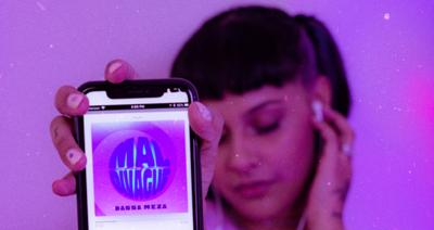 """El """"Mal Divague"""" de Danna Meza que revoluciona la industria musical"""