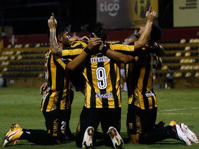 Guaraní comienza su nuevo recorrido en la Copa Libertadores