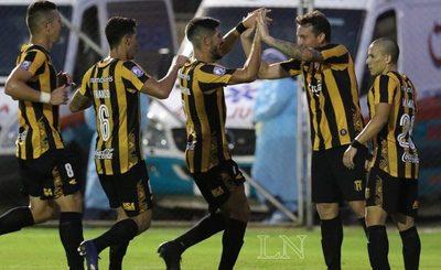Guaraní se estrena en la Copa Libertadores 2021