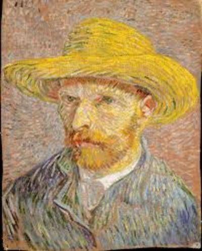 Revelan en París un inédito cuadro de Van Gogh