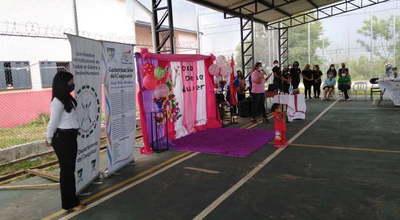 En el penal de mujeres celebraron el Día de la Mujer Paraguaya