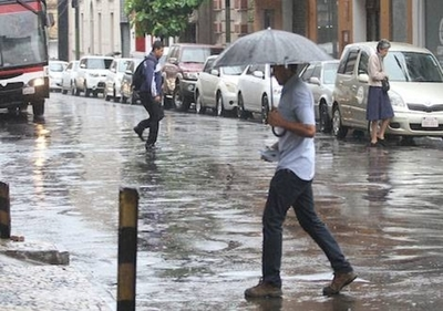 Anuncian clima caluroso y precipitaciones con ocasionales tormentas eléctricas para este miércoles