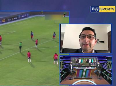 Royal Pari hace su estreno en la Copa Libertadores
