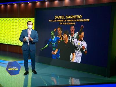 Garnero y el privilegio de dirigir a grandes referentes del fútbol paraguayo