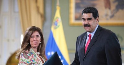 La Nación / Venezuela da 72 horas a la embajadora de la UE para dejar el país