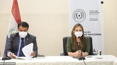 Hacienda presenta proyecto de subsidio y facilidades de pago para trabajadores de frontera