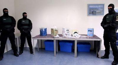 SENAD admite que drogas pasan con facilidad por falta de tecnologías