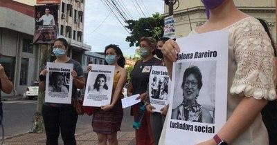 La Nación / Día de la Mujer Paraguaya: más por conquistar y nada que festejar