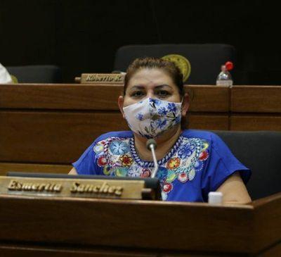 Diputada Esmérita Sánchez: 'Lo importante es que las mujeres se involucren y participen'