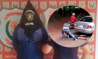Hombre que golpeó brutalmente a niño de 11 años se entrega – Prensa 5