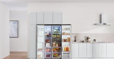 La Nación / Samsung promueve tips a considerar antes de renovar un refrigerador
