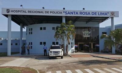 Hospital de Policía podría estar operativo desde el mes de marzo – Prensa 5