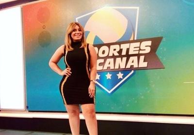 Ondina Cantero debuta como comentarista de la Libertadores