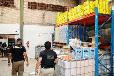 Incautan 23 toneladas de cocaína en Alemania y Bélgica en contenedores procedentes de Paraguay