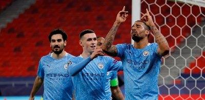 Manchester City castiga al Gladbach y acaricia los 'cuartos' de la Champions