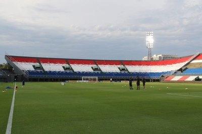 Totalmente cambiado: así luce el renovado estadio Defensores del Chaco