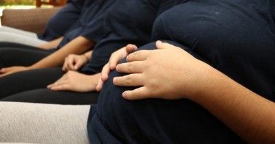 """La Nación / Lanzan la campaña de sensibilización """"Ausente por embarazo"""""""