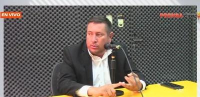 """""""Legislar a favor del pueblo y nunca en contra"""",dijo Enrique Villagra – Prensa 5"""