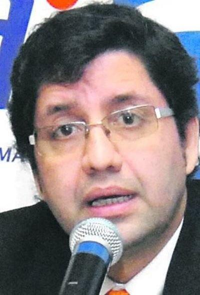Exdiputado Ocampos, ko'ágã vice MITIC Tecnología-pe