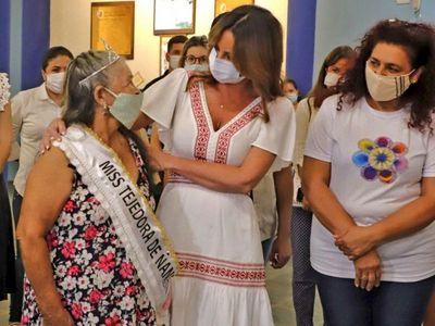 Homenaje a las mujeres paraguayas por su día
