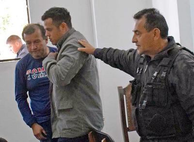 Traficantes que transportaban más de 26 kilos de cocaína fueron condenados.