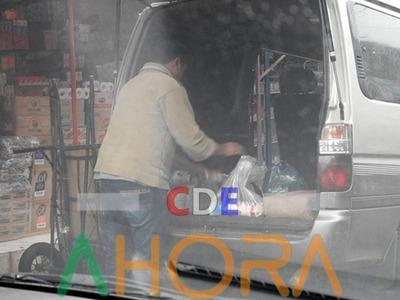 CONTRABANDO sigue a FULL en Ciudad del Este