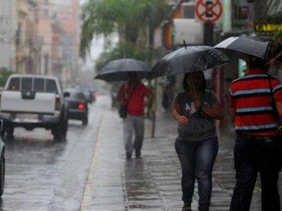 Anuncian jueves cálido a caluroso con precipitaciones y ocasionales tormentas eléctricas