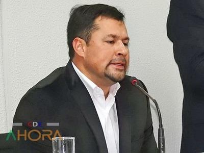 Diputado CONFIRMA IMPOSICIÓN de la precandidatura de ULISES en CDE