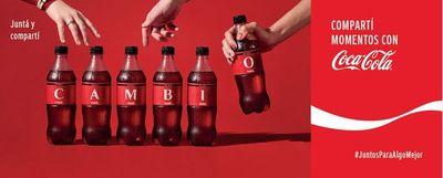 """""""Juntos para algo mejor"""", nueva campaña de Coca Cola"""
