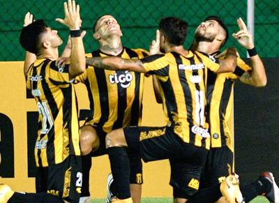Paliza Aborigen: Goleada en debut de Libertadores