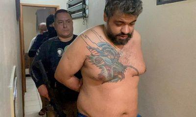 Narcotraficante brasileño estaba escondido en barrio cerrado Paraná Country Club – Diario TNPRESS