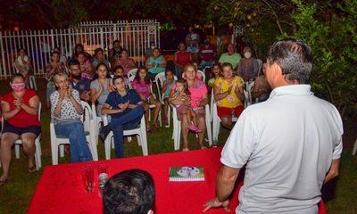 Juan Á. Núñez obtiene importante apoyo de las bases colorada del Barrio Fátima – Diario TNPRESS